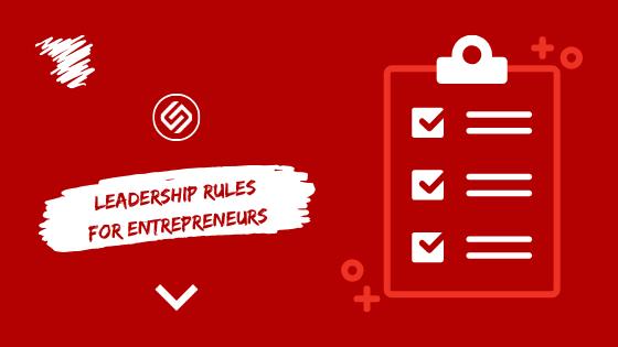 Simon Sinek: Leadership Rules For Entrepreneurs