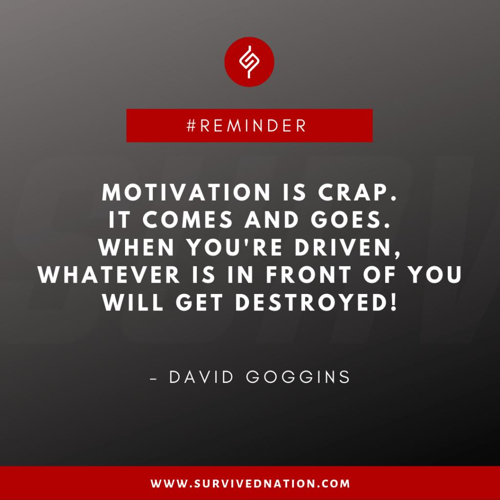 david goggins quotes