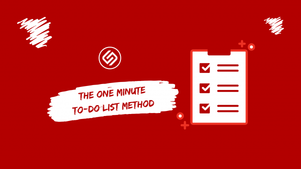 One Minute To-Do List