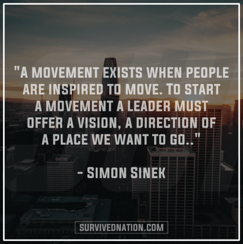 10 Powerful Leadership Quotes From Simon Sinek - Survived ...