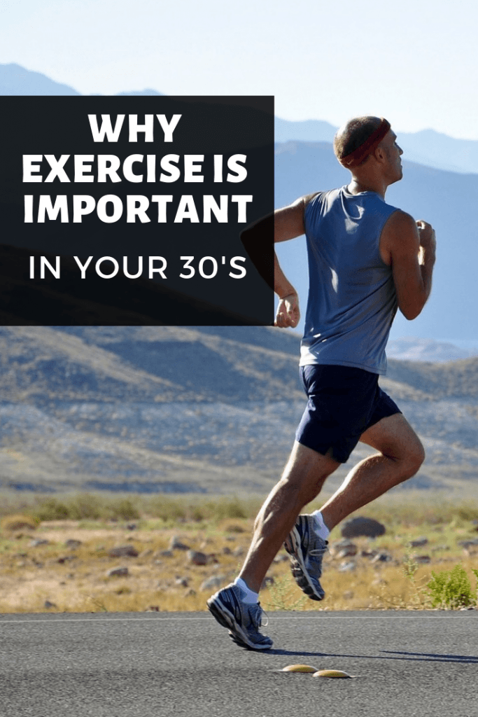 Importance-Of-Exercise-In-Your-30's
